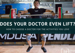 Does Your doctor even lift-