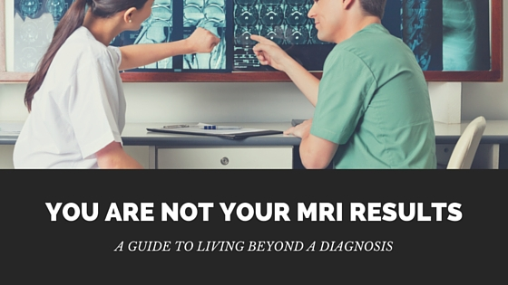 You are not your MRI