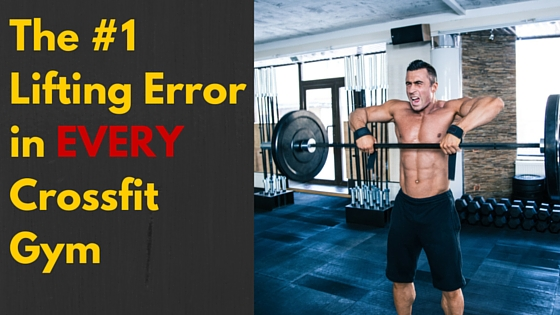 #1 Lifting Error