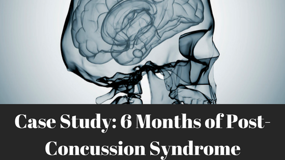 Post-Concussion Syndrome