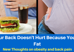 Back Pain and Obesity