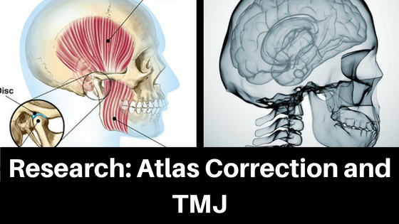 TMJ and the Atlas