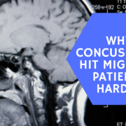 Migraines and Concussions