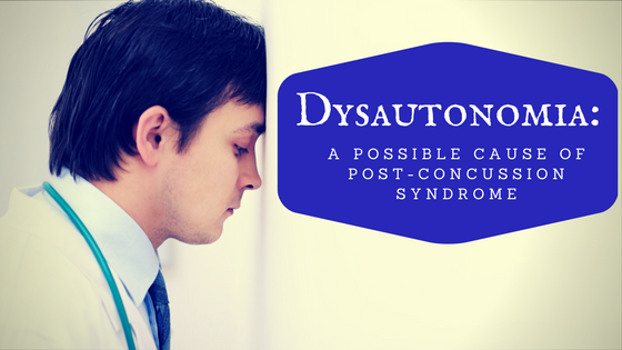 Dysautonomia and PCS
