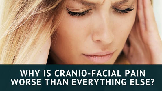 for cranio facial pain